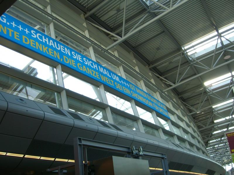 Degussa Banner